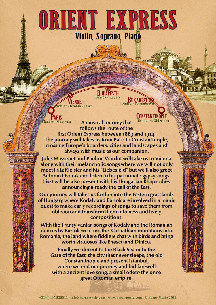 Orient Epress